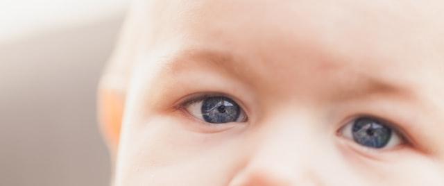Oczy dziecka